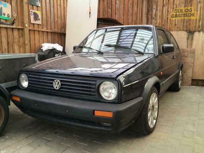 brugt VW Golf II VW golf II