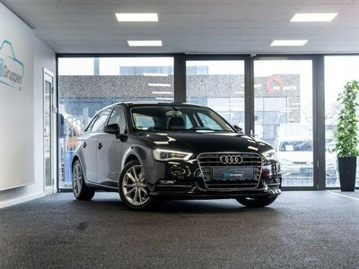 brugt Audi A3 Sportback 1,4 TFSi 150 Ambiente S-tr.