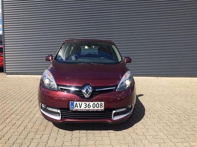 brugt Renault Grand Scénic 1,5 DCI FAP Expression 110HK 6g