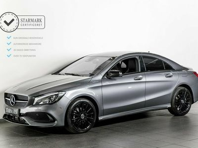 used Mercedes CLA200 1,6 Final Edition aut.