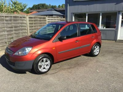 used Ford Fiesta 1,6 TDCi Trend