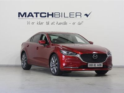 brugt Mazda 6 2,2 Skyactiv-D Optimum 184HK 6g Aut.