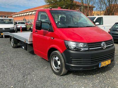 usado VW Transporter 2,0 TDi 150 Ladvogn DSG lang
