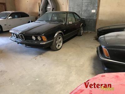 brugt BMW 633 csi Manuel - dansk