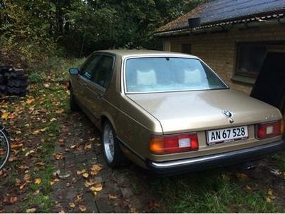 brugt BMW 730 3,0