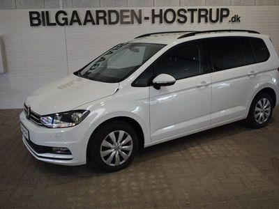 brugt VW Touran 1,6 TDi 115 Comfortline Van