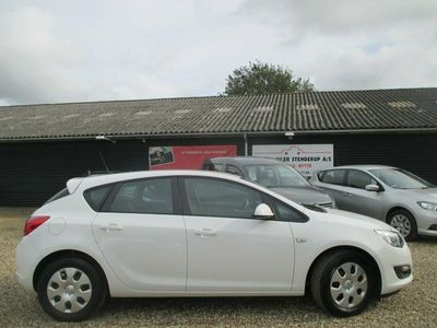 brugt Opel Astra 4 100 Limited