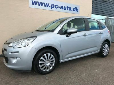 used Citroën C3 1,6 BlueHDi 100 Seduction Upgrade