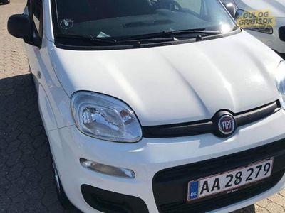 brugt Fiat Panda 1,2 69 Pop 5d