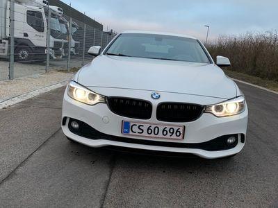 brugt BMW 420 Gran Coupé 2.0 190 HK Advantage