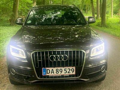 brugt Audi Q5 2,0 TFSi 225 quattro Tiptr.