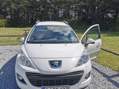 brugt Peugeot 207 1,6 HDI 92 HK ST.CAR