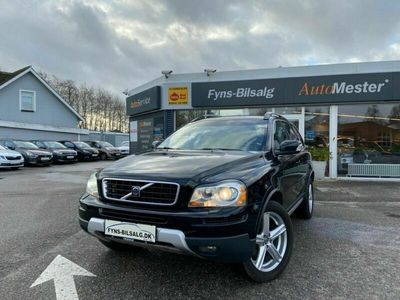 brugt Volvo XC90 2,4 D5 185 Momentum aut. AWD 7prs