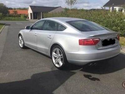 brugt Audi A5 2,0 TDI