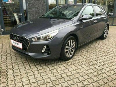 brugt Hyundai i30 1,6 CRDi 136 Premium DCT