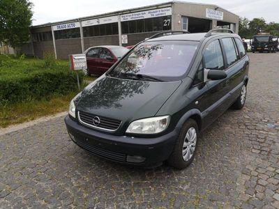 brugt Opel Zafira 1.8 7 pers.