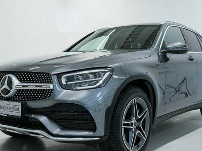 brugt Mercedes GLC220 d AMG Line aut. 2020