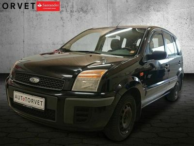 brugt Ford Fusion 1,6 TDCi Trend
