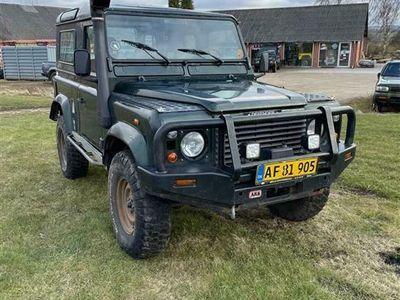 "brugt Land Rover Defender 90"" Hard Top 2,5 Tdi 4x4 122HK Van"