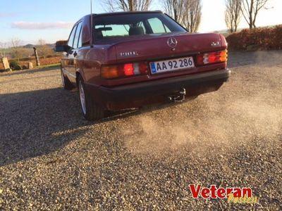 brugt Mercedes 190 W2.3