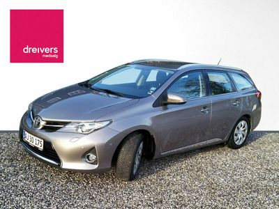 brugt Toyota Auris 1.6 Valvematic 132 hk | Touring Sports | T2 Premium