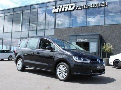 brugt VW Sharan 1,4 TSI BMT Comfortline DSG 150HK 6g Aut.