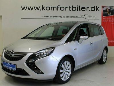 käytetty Opel Zafira Tourer 2,0 CDTi 130 Cosmo eco