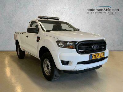 brugt Ford Ranger 3200kg 2,0 EcoBlue XL 4x4 130HK Pick-Up 6g