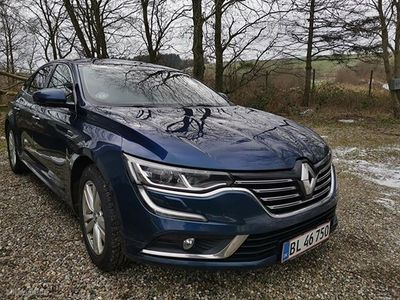 brugt Renault Talisman 1,5 Energy DCI Zen 110HK 6g