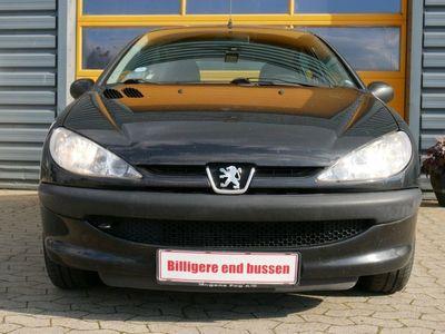 brugt Peugeot 206 1,6 Edition