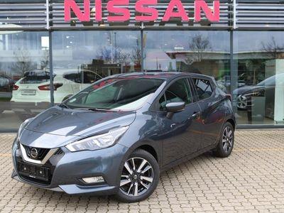 brugt Nissan Micra 0,9 IG-T N-Connecta Start/Stop 90HK 5d