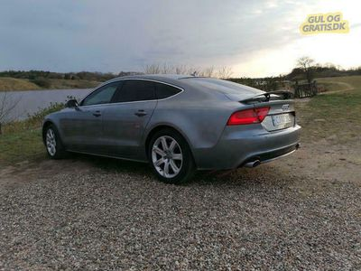 brugt Audi A7 3,0 Tdi 245 HK Quattro