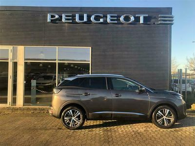 brugt Peugeot 3008 1,6 PureTech Allure First Selection EAT8 225HK 5d 8g Aut.