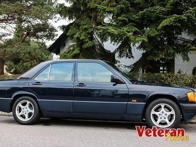 brugt Mercedes 190 2.0 sportline aut.