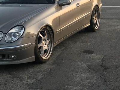 brugt Mercedes E500 0 Kleemann