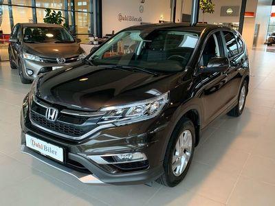 brugt Honda CR-V 1,6 i-DTEC Elegance Plus Navi 4WD 160HK Van 9g Aut.