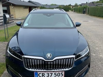 brugt Skoda Superb Combi Business Executive 2,0 TSI 190 hk 140