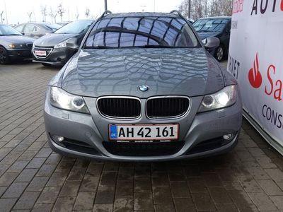brugt BMW 320 d Touring 2,0 EfficientDyn. 163HK Stc 6g