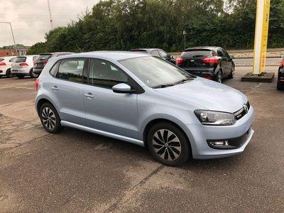 used VW Polo 1,4 TDi 75 BlueMotion