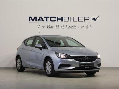 brugt Opel Astra 0 Turbo Essentia 105HK 5d