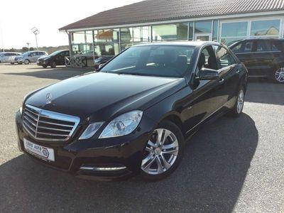 brugt Mercedes E220 2 CDi Avantgarde aut. BE