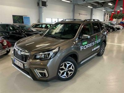 brugt Subaru Forester 2,0 e-Boxer Active AWD Lineartronic 167HK 5d 6g Aut.