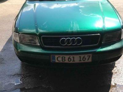 brugt Audi A4 Avant 1,6 101HK Stc