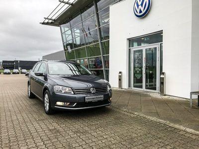 brugt VW Passat 1,6 TDi 105 Comfortl. Vari. BMT