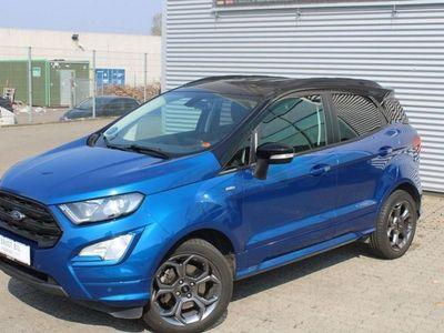 gebraucht Ford Ecosport 1,0 EcoBoost ST-Line Start/Stop 140HK 5d