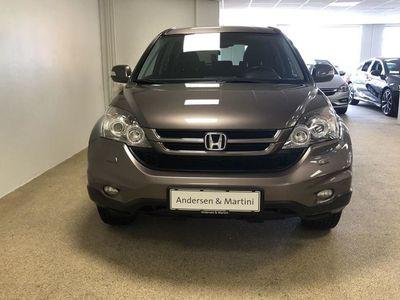 brugt Honda CR-V 2,0 Elegance 4x4 150HK 5d Aut.
