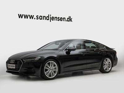 brugt Audi A7 Sportback 55 TFSi quattro S-tr.