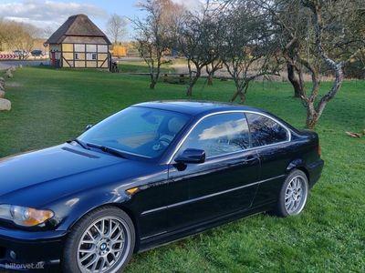 brugt BMW 325 Ci 2,5 192HK 2d 6g