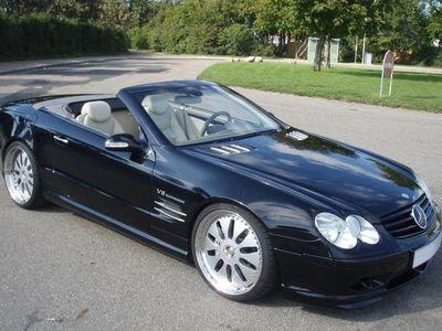 brugt Mercedes SL500 aut. 540HK Cabr. Kleemann
