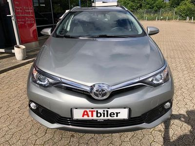 brugt Toyota Auris Touring Sports 1,2 T T2 Comfort Safety Sense 116HK Stc 6g